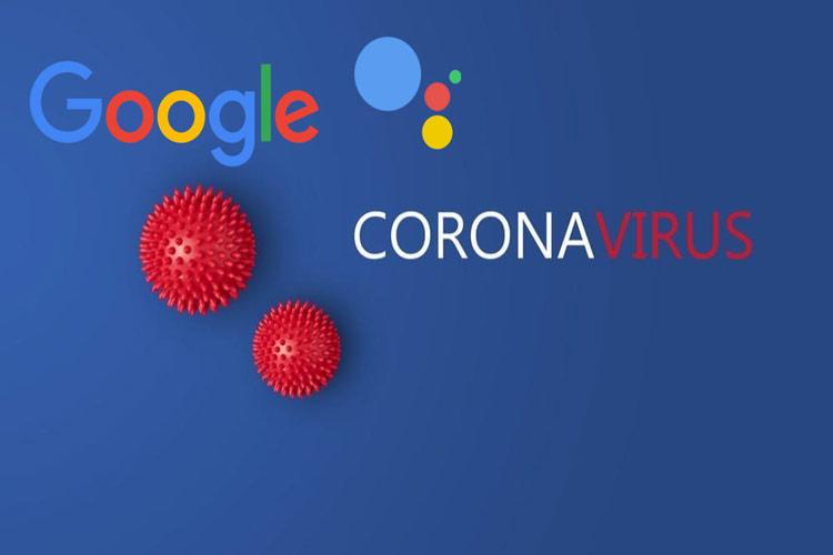 راهاندازی وبسایت ملی کرونا ویروس توسط گوگل